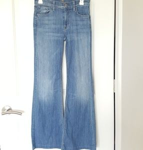 7 For All Mankind Jeans With Flare